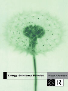 Front cover: Energy Efficiency Policies